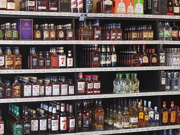Liquor & Shooters at .38 Special Discount Liquor in Walsenburg, Colorado