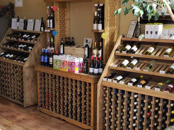 Wines and Box Wines at .38 Special Discount Liquor in Walsenburg, Colorado